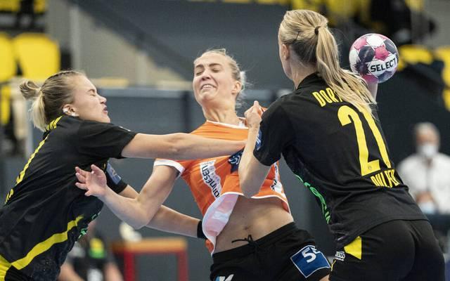 Odense war zu stark für die Frauen des BVB