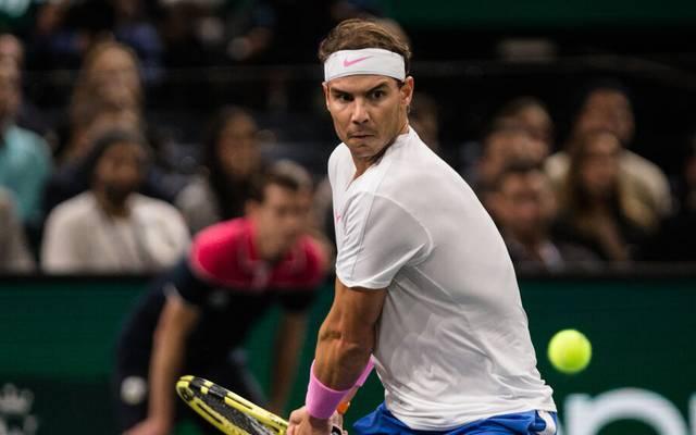Rafael Nadal befindet sich in der Weltrangliste momentan auf Platz zwei