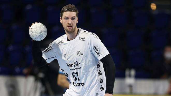 Hendrik Pekeler für die Olympia-Quali zurück im DHB-Team