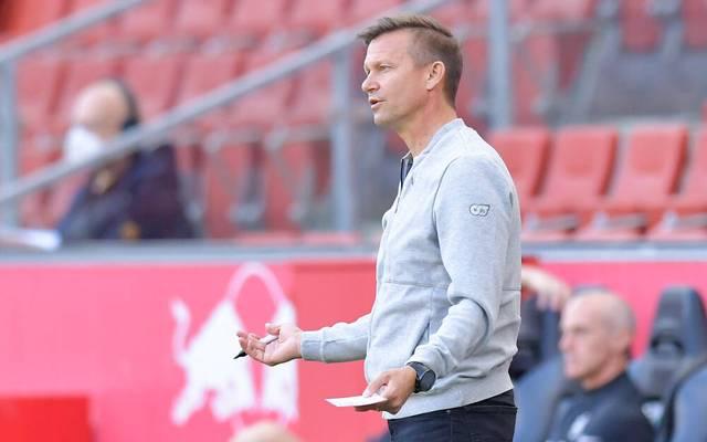 Jesse Marsch spielte mit Salzburg am Mittwochabend gegen den Wolfsberger AC