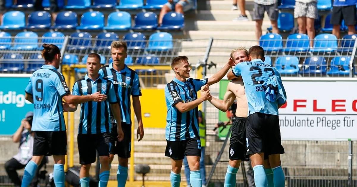 3. Liga: Video-Highlights mit Waldhof Mannheim, Duisburg, Unterhaching