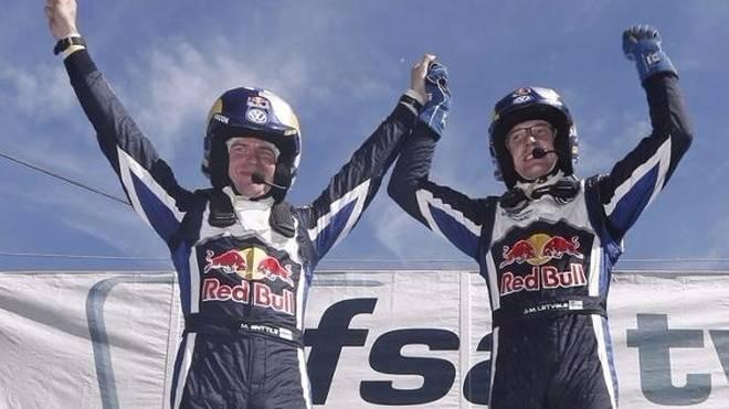 Jari-Matti Latvala und Miikka Anttila triumphierten auf Korsika