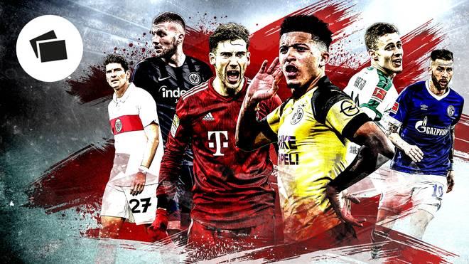 Die Bundesligisten fiebern dem Start in die Rückrunde entgegen