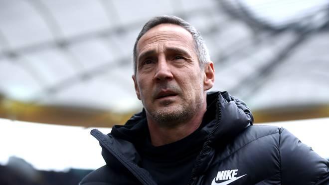 Europa League: Eintracht-Trainer Adi Hütter mit  PK-Boykott gegen Inter
