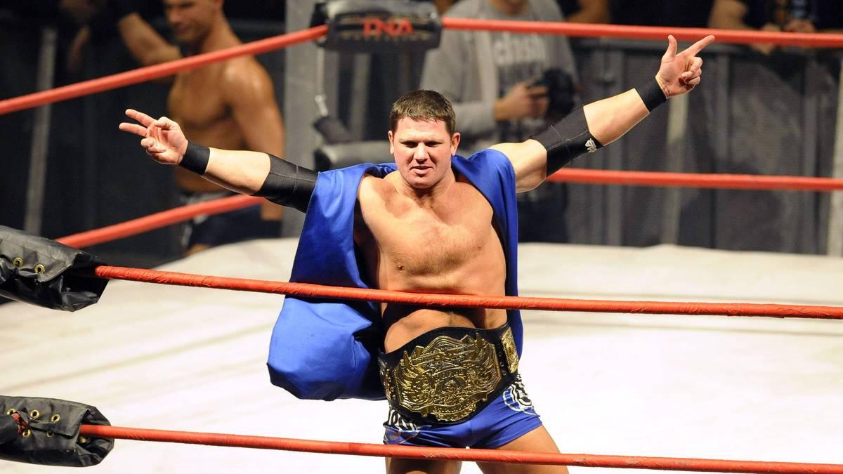 AJ Styles prägte vor WWE die Liga TNA, das spätere Impact Wrestling