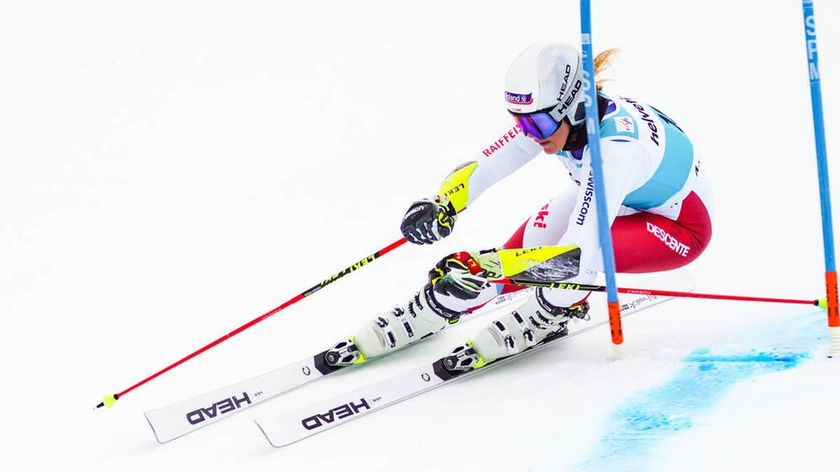 Corinne Suter gilt als absolute Speed-Spezialistin