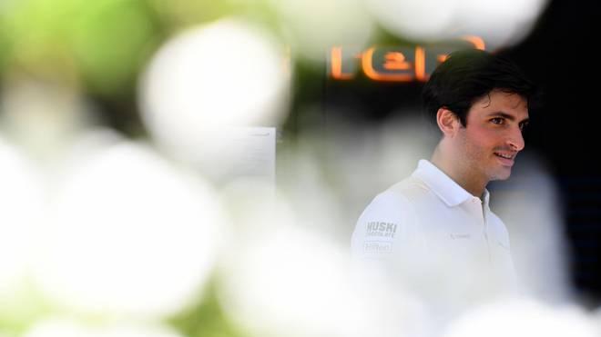 Carlos Sainz ist der Nachfolger von Sebastian Vettel bei Ferrari