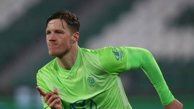 Wout Weghorst freut sich auf Spiel bei Bayern München