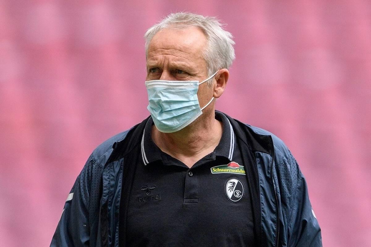 Christian Streich denkt nicht nur an Fußball. Der Freiburg-Trainer appelliert vor der Bundestagswahl an seine Spieler, ihre Stimme nicht zu verschenken.