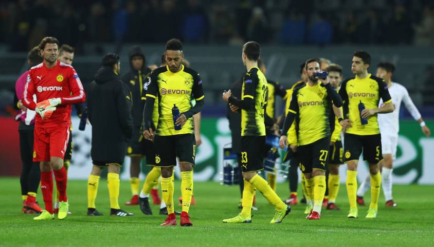 Beim 1:2 gegen Tottenham kassierte Borussia Dortmund die dritte Pleite in Folge. Die Krise wird immer schlimmer, der BVB scheint zu zerbröckeln