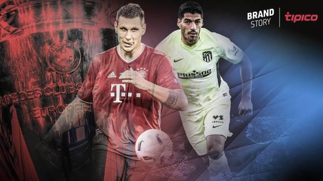 Der FC Bayern startet gegen Atlético Madrid die Mission Titelverteidigung in der Champions League