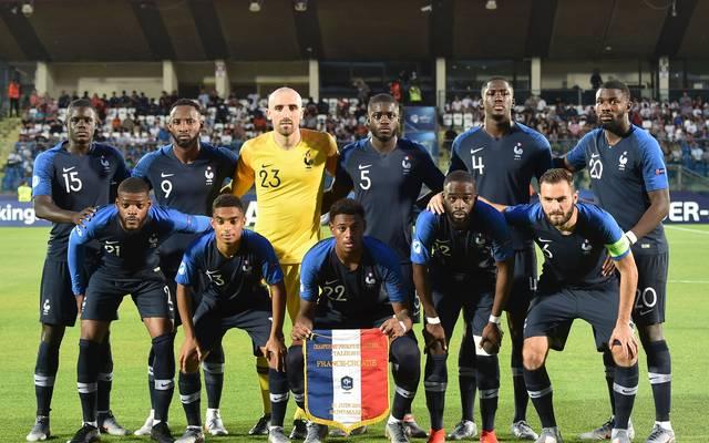 U21 Em Spanien Frankreich Live Auf Sport1 Im Tv