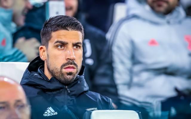 Sami Khedira steht bei Juventus Turin noch bis 2021 unter Vertrag