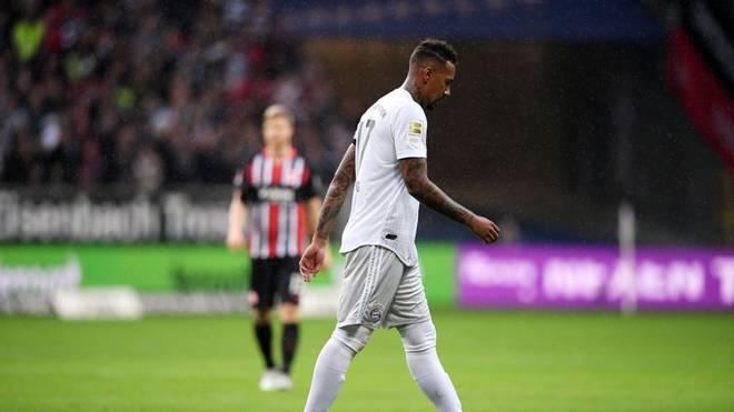Jerome Boateng fehlt dem FC Bayern die nächsten zwei Spiele
