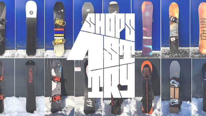 Shops 1st Try 2019 –Review