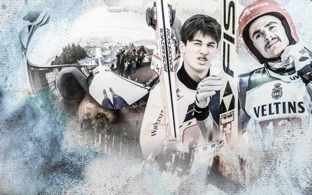 Am Bergisel in Innsbruck platzte schon so mancher deutscher Traum bei der Vierschanzentournee