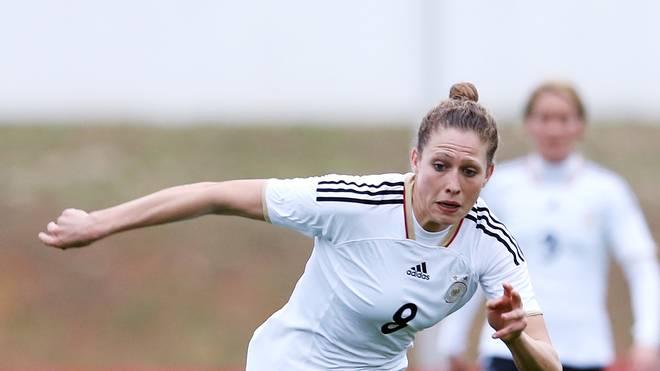 Denmark v Germany - Algarve Cup 2013
