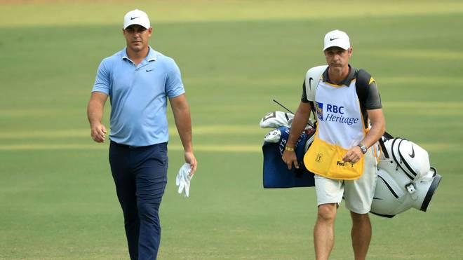 Brooks Koepka kann nicht an dem PGA-Turnier teilnehmen
