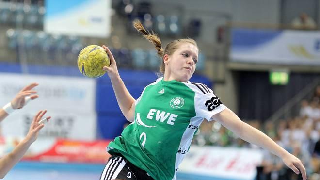 Julia Wenzl vom VfL Oldenburg
