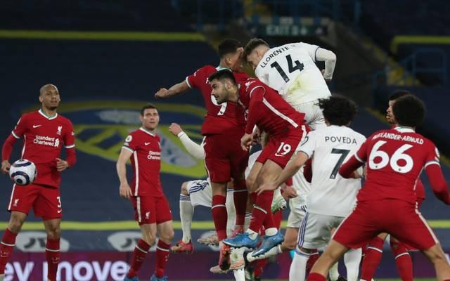 Liverpool verpasst Sieg in Leeds