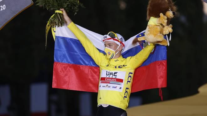 Tadej Pogacar hat mit seinem Tour-Sieg zahlreiche Experten überrascht