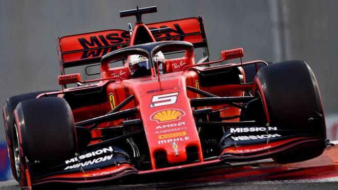 Ferrari und Sebastian Vettel stellen im Februar neues Auto vor.
