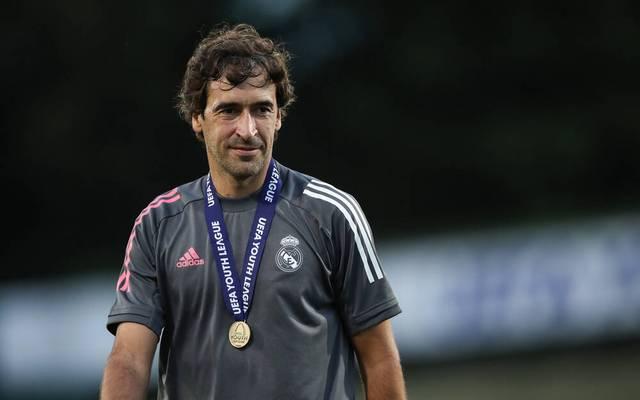 Raúl ist offenbar Kandidat auf das Hütter-Erbe bei Eintracht Frankfurt