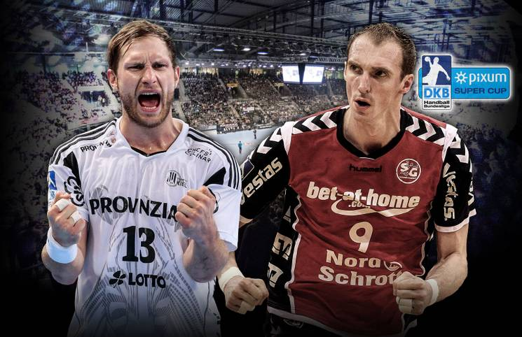 Meister gegen Pokalsieger, Top-Favorit gegen erster Herausforderer: Der THW Kiel und die SG Flensburg-Handewitt eröffnen mit dem Pixum Super Cup die neue Saison (ab 19.45 LIVE im TV und im STREAM). SPORT1 vergleicht die beiden Teams im Head-to-Head