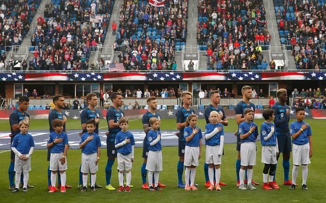 Steht für die amerikanische Nationalmannschaft im kommenden Jahr ein Mega-Turnier an?