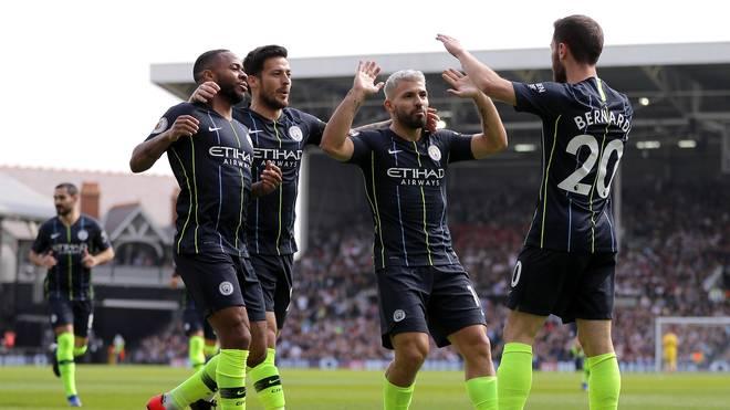 Manchester City hat einen 2:0-Sieg beim FC Fulham gefeiert