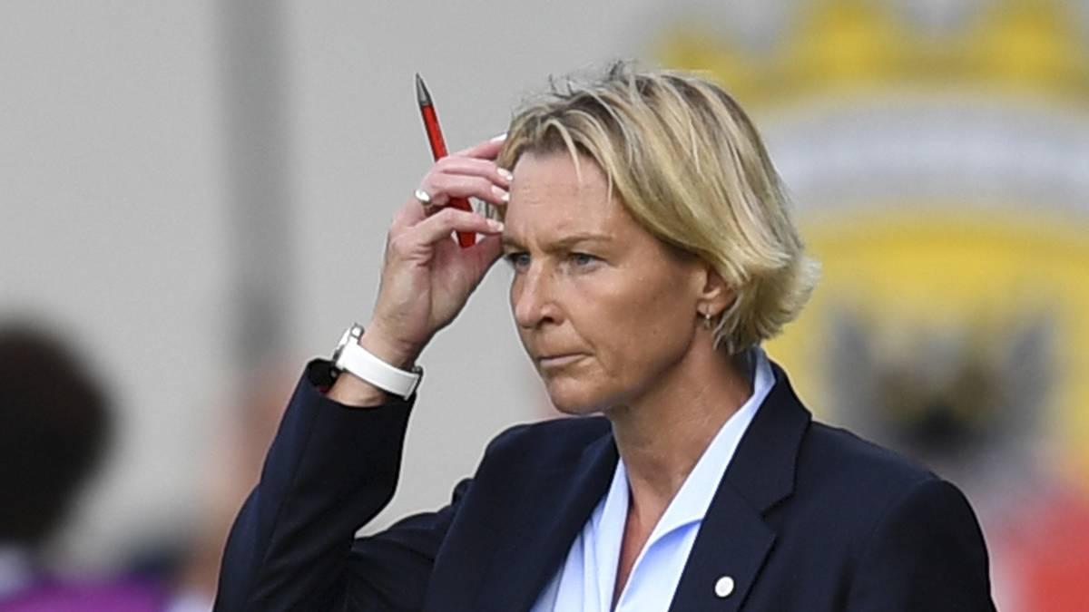 Martina Voss-Tecklenburg trainiert aktuell die Schweizer Nationalmannschaft