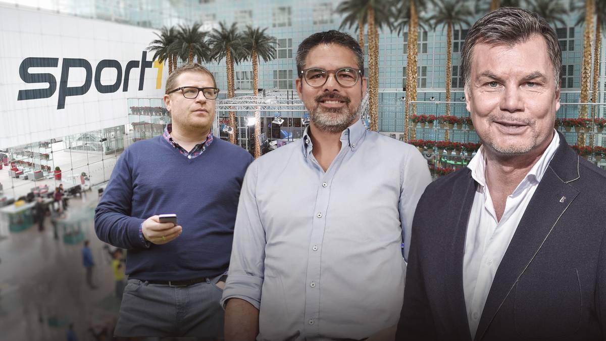 Sendung verpasst? Der CHECK24 Doppelpass vom 21. Februar in voller Länge zum Nachschauen - u. a. mit Max Eberl, Sportdirektor von Borussia Mönchengladbach und Ex-Schalke-Trainer David Wagner.