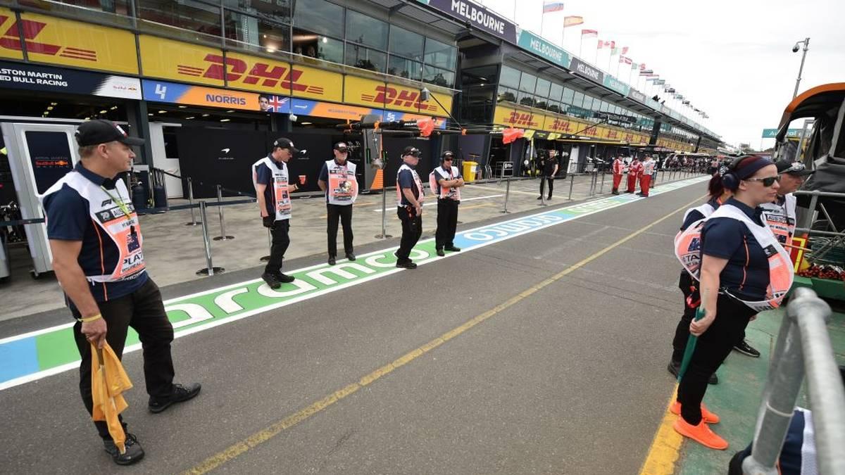 Auch die Formel 1 pausiert derzeit aufgrund der Coronapandemie