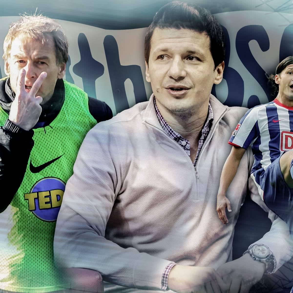 Pantelic: Hertha kann Meister werden