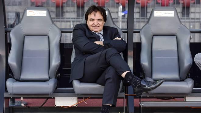 Christian Constantin ist Sportchef, Präsident und Hauptaktionär des FC Sion