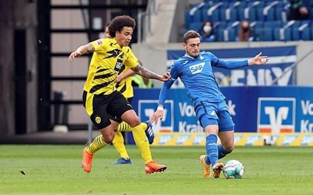 Jacob Bruun Larsen (r.) wechselt nach Belgien