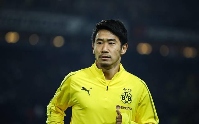 Sjinji Kagawa, Borussia Dortmund, BVB