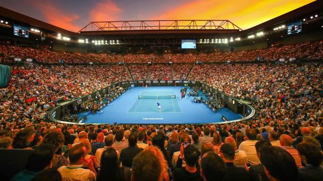 Die Australian Open sollen wie geplant stattfinden