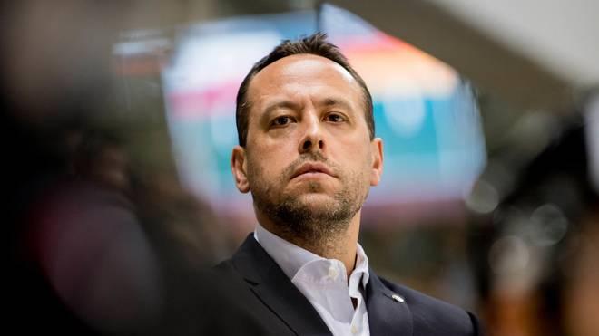 Marco Sturm ist derzeit als Assistenzcoach für die Los Angeles Kings in der NHL tätig
