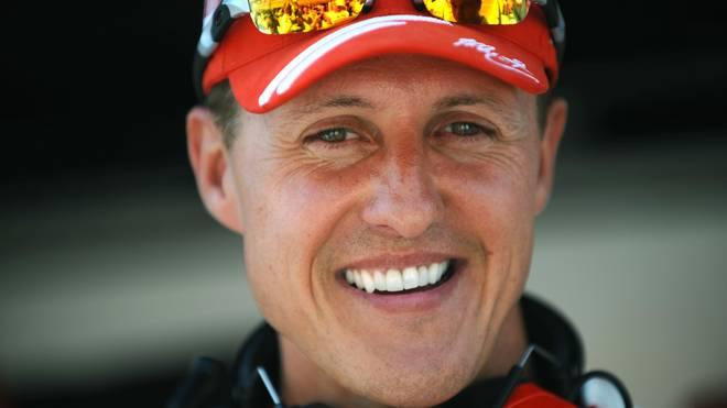 Michael Schumacher wird 50 Jahre alt