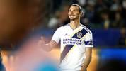 Zlatan Ibrahimovic bleibt ohne Tor - im Viertelfinale steht er trotzdem