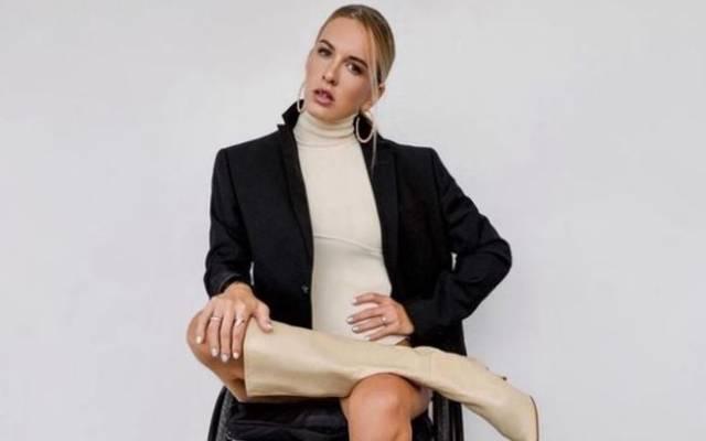 Die Russin und frühere Skicrosserin Maria Komissarowa sitzt seit ihrem Unfall im Rollstuhl
