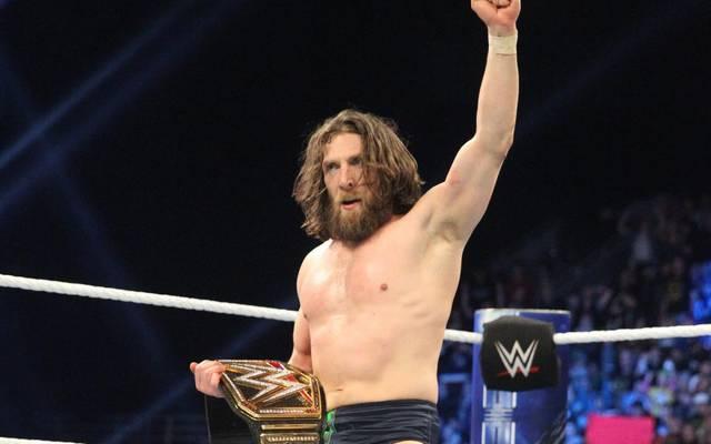 Daniel Bryan nahm bei WWE SmackDown Live AJ Styles den Titel ab