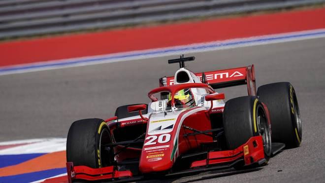 Mick Schumacher fährt 2020 in der Formel 2
