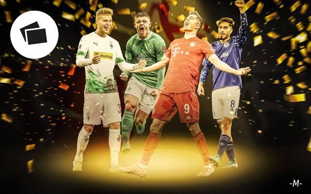 Die MVPs der Bundesligisten