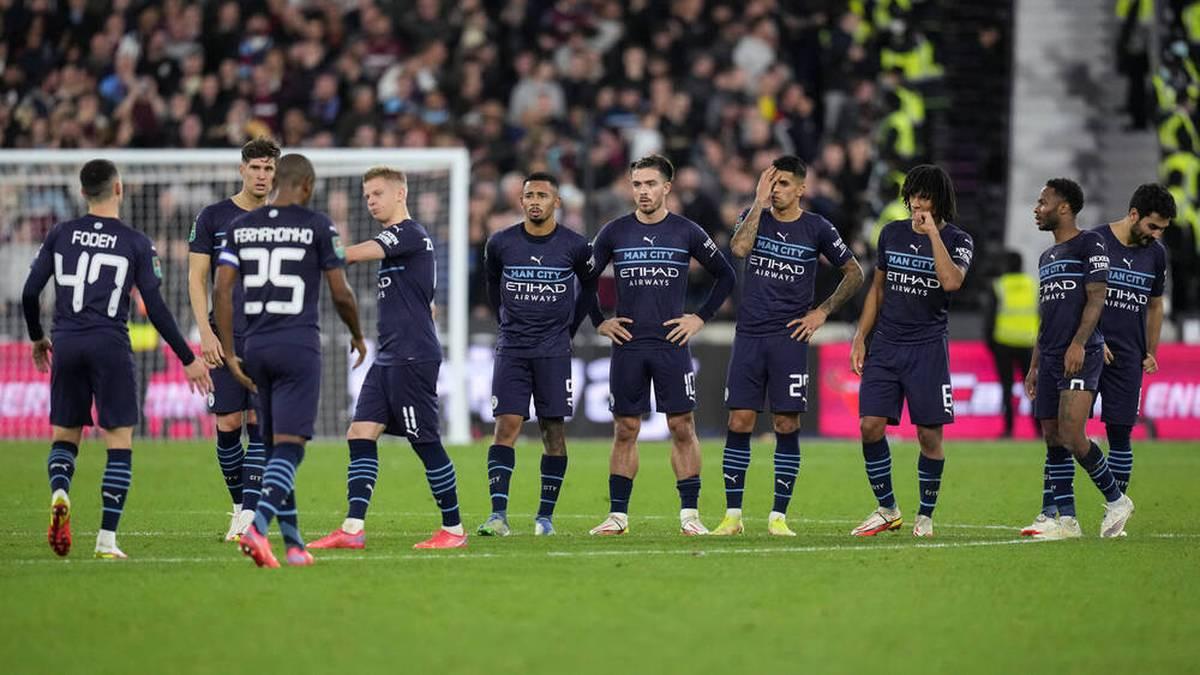 ManCity scheitert in Elfer-Drama - Liverpool weiter