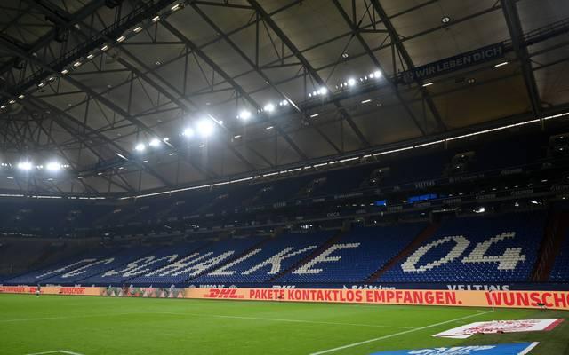 Schalke 04 muss gegen den VfB wieder auf Zuschauer verzichten