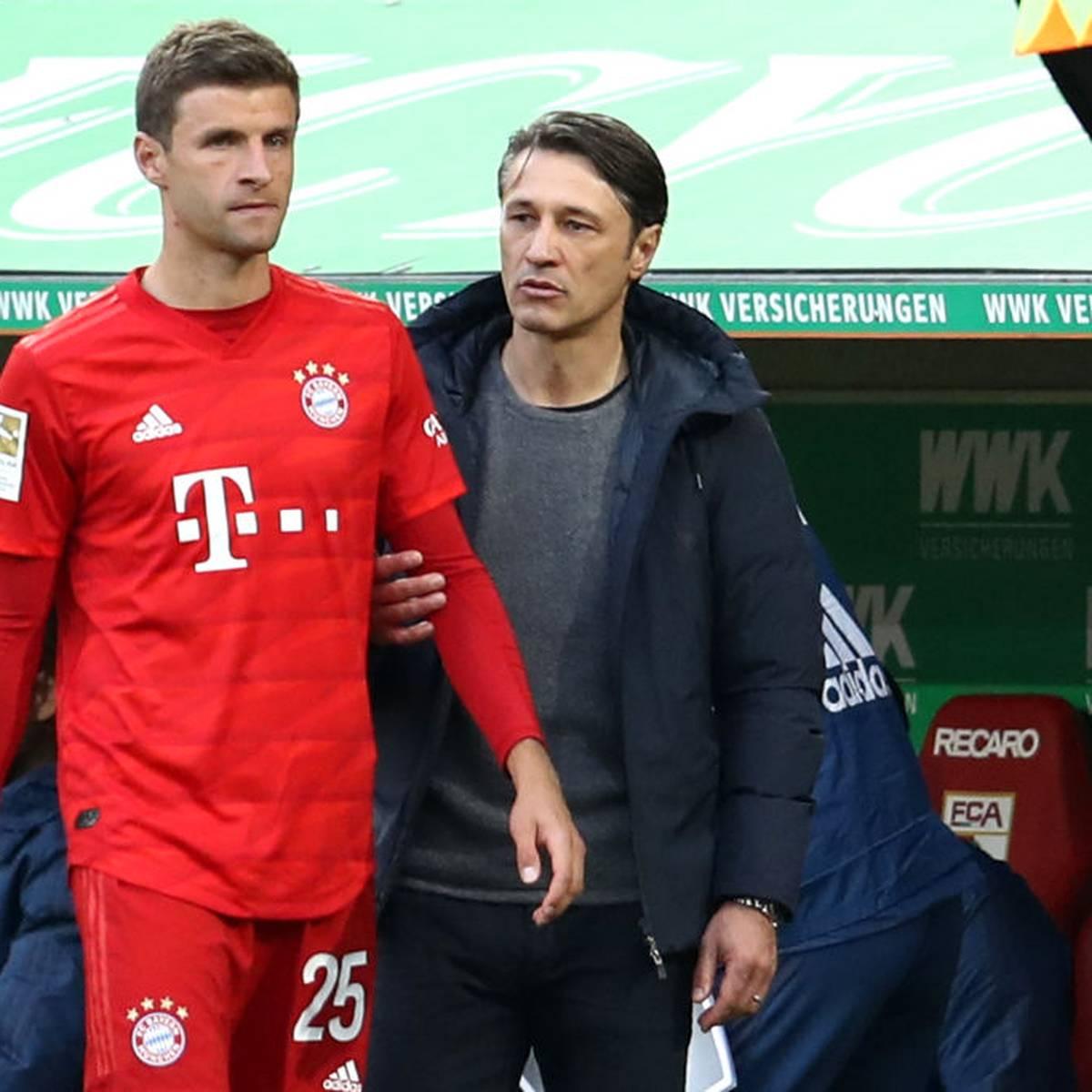 Müller über Degradierung bei Kovac