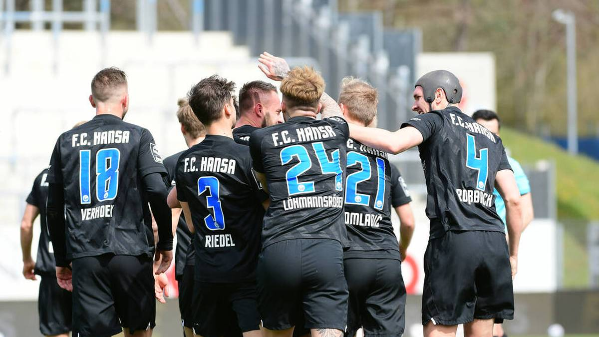 Rostocker Last-Minute-Sieg - nächster Rückschlag für Dresden