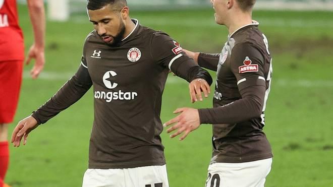St. Pauli bezwingt Schlusslicht Würzburg 4:0